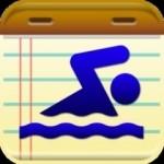 I PHONEで使える水泳アプリ!スイムアプリレビューまとめ。[Swim Note]を試してみました。