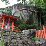 神倉神社(かみくらじんじゃ)世界遺産 熊野速玉大社 摂社・和歌山県新宮市