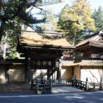 高野山 壇上伽藍 勧学院(かんがくいん)・世界遺産
