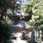 高野山 壇上伽藍 西塔(さいとう)・世界遺産