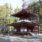 高野山 壇上伽藍 東塔(とうとう)・世界遺産