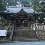 渭伊神社(いいじんじゃ) おんな城主 直虎 ゆかりの地