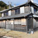 漂泊の詩人 伊良子清白(いらこせいはく)の家