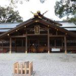 猿田彦神社(さるたひこじんじゃ)・三重県伊勢市宇治浦田