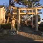 鹿苑神社(ろくおんじんじゃ) 遠江國二宮