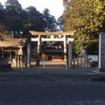 石巻神社 下の宮(いしまきじんじゃ)山里の里宮