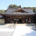 砥鹿神社(とがじんじゃ) 里宮 三河国一宮