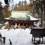 比叡山 延暦寺 西塔 釈迦堂(転法輪堂)