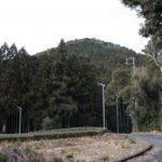 行者山(255m)・犬居城跡