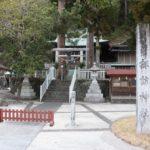 諏訪神社(すわじんじゃ) 浜松市天竜区二俣