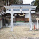 大井八幡神社(おおいはちまんじんじゃ) 島田市 福用
