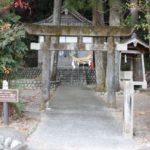 白光神社(はっこうじんじゃ) 島田市高熊 福用 八高山