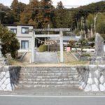 奥山神社(おくやまじんじゃ) 浜松市引佐町奥山