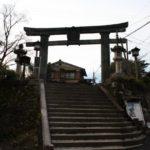 吉野山 金峯山寺 銅鳥居(きんぶせんじかねのとりい) 日本三大鳥居・世界遺産