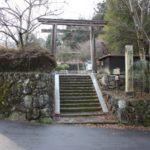 吉野山 勝手神社(かつてじんじゃ)