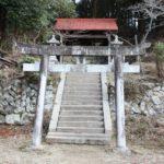 吉野山 鷲尾神社(わしおじんじゃ)