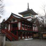 吉野山 仏舎利宝殿