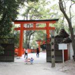 河合神社(かわいじんじゃ) 下鴨神社 摂社・世界遺産