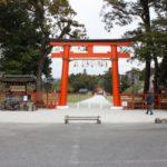 賀茂別雷神社(かもわけいかづちじんじゃ)上賀茂神社・世界遺産 山城国一宮