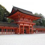 賀茂御祖神社(かもみおやじんじゃ) 下鴨神社・世界遺産 山城国一宮