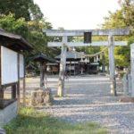 山名神社(やまなじんじゃ) 静岡県周智郡森町飯田