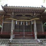 高天神社(たかてんじんじゃ) 静岡県掛川市
