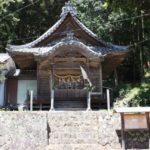 三倉 八幡神社(大久保) 周智郡森町三倉