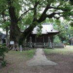 杉森八幡社(すぎもりはちまんしゃ)愛知県豊川市赤坂町
