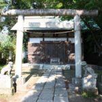 白旗神社(しらはたじんじゃ)・法華堂跡 神奈川県鎌倉市