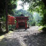 身延山 久遠寺 円光庵跡・瘡守神社・上の山墓所