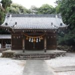 白山神社(はくさんじんじゃ) 浜松市北区三ヶ日町日