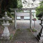 六所神社(ろくしょじんじゃ) 浜松市北区引佐町別所 ①