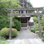 若宮神社(わかみやじんじゃ) 浜松市北区引佐町別所