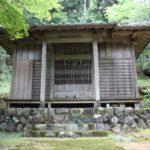 六所神社(ろくしょじんじゃ) 浜松市北区引佐町別所 ②