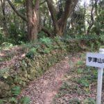 宇津山城跡(うつやまじょうあと)宇津山(49.5m)・静岡県湖西市入出