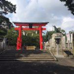 矢奈比賣神社(見付天神)霊犬神社・静岡県磐田市見付