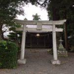 助宗 大井神社(すけむねおおいじんじゃ)・静岡県藤枝市助宗