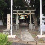 山王神社(さんのうじんじゃ)・静岡県榛原郡吉田町神戸