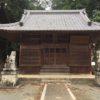 日吉神社(日吉神社の大クス)・愛知県新城市日吉地区