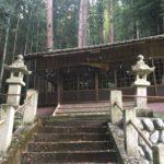 津島神社(つしまじんじゃ)・ 静岡県藤枝市瀬戸ノ谷