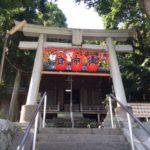 由比 諏訪神社 八幡宮・静岡市清水区由比今宿