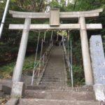 白髭神社(しらひげじんじゃ)・静岡市清水区興津東町