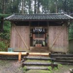 宝殿神社(ほうでんじんじゃ)・静岡県掛川市倉真