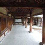 法隆寺 廻廊・世界遺産 法隆寺地域の仏教建造物