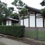 法隆寺 食堂 細殿・世界遺産 法隆寺地域の仏教建造物
