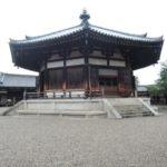 法隆寺 夢殿・世界遺産 法隆寺地域の仏教建造物