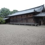 法隆寺 礼堂・世界遺産 法隆寺地域の仏教建造物