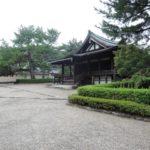 法隆寺 三経院 西室・世界遺産 法隆寺地域の仏教建造物