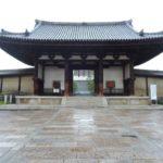 法隆寺 南大門・世界遺産 法隆寺地域の仏教建造物