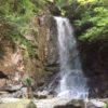 桃尾の滝(もものおのたき)大国見山・奈良県天理市石上町